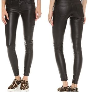 Blank NYC Vegan leather pull on pants shopbop NWT